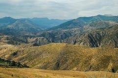suche krajobrazu Północny Kurdystan, Turcja obraz royalty free