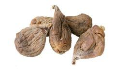 Suche organicznie figi zdjęcia stock