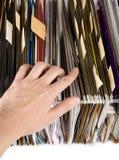 Suchen einer Datei Stockbilder