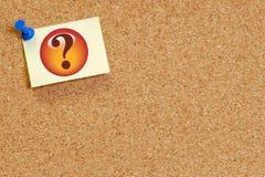 Suchen nach Antworten Lizenzfreies Stockbild