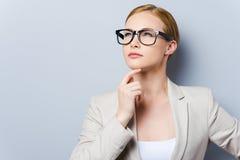 Suchen nach den neuen Ideen Lizenzfreies Stockfoto