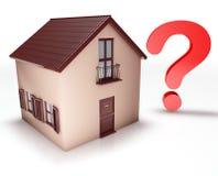 Suchen nach einem Haus Lizenzfreie Stockbilder