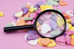 Suchen nach Liebe lizenzfreie stockfotos