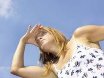 Suchen von #2 Lizenzfreie Stockfotografie