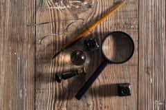 Suchen von Werkzeugen Lizenzfreies Stockfoto
