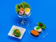 Suchi Japanese food Royalty Free Stock Photo