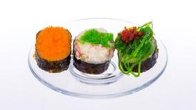Suchi Japanese food Stock Images