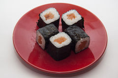 Suchi set Royalty Free Stock Photo