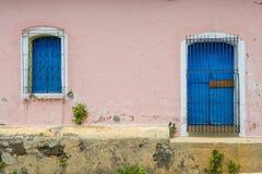 Suchitoto, El Salvador Fotografia Stock Libera da Diritti