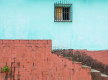 Suchitoto , El Salvador. MAY 07 : Architectural details in Suchitoto El Salvador on May 07 2016. the colonial town of Suchitoto built by the Spaniards in the Stock Photo