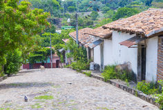 Suchitoto , El Salvador Royalty Free Stock Photography