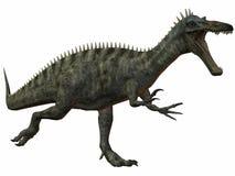 suchomimustenerensis för dinosaur 3d Royaltyfri Bild