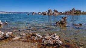suchy jezioro Fotografia Stock