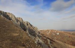 suchy krajobraz Obrazy Stock