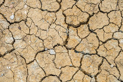 suchy ląd krakingowa tło ziemia zdjęcie royalty free