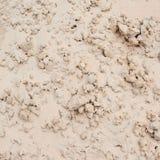 Suchy piasek ziemi czerep obrazy royalty free