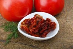 suchy pomidor obrazy royalty free