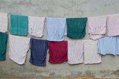 Suchy ręcznik Obrazy Stock