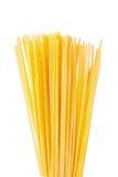 Suchy spaghetti obrazy stock