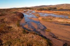 suchy suche rzeki Obrazy Royalty Free