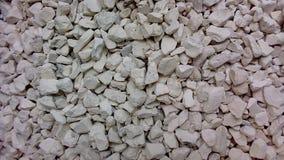 Suchy tło szarzy kamienie obraz stock