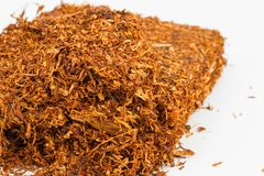 suchy tytoń obrazy royalty free