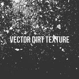 Suciedad del vector o textura del grano stock de ilustración