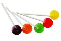 Sucker Lollipops Royalty Free Stock Image