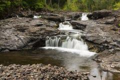 Sucker River Falls Stock Image