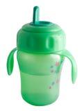 Suckling-frasco com água Imagens de Stock