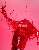 Suco da cereja Fotografia de Stock Royalty Free