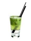 Suco de Citronada.Kiwi Imagens de Stock