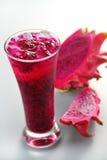 Suco de fruta do dragão Imagens de Stock Royalty Free