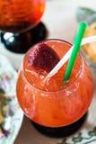 Suco de fruta mixa Foto de Stock