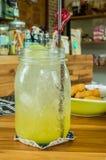 Suco de limão Foto de Stock