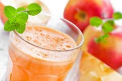 Suco de maçã Imagens de Stock Royalty Free