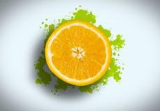 Suco de refrescamento Imagem de Stock