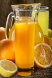 Suco do citrino imagem de stock