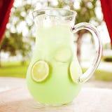 Suco do cocktail de fruto fresco Fotografia de Stock Royalty Free