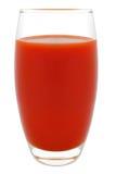 Suco dos tomates Imagem de Stock Royalty Free