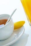 Suco e chá de fruto Imagens de Stock Royalty Free