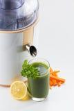 Suco verde Imagens de Stock