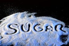 sucre Photo libre de droits