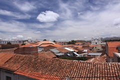 Sucre, Bolivia Royalty Free Stock Photography