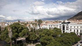 Sucre, Bolivia Stock Image