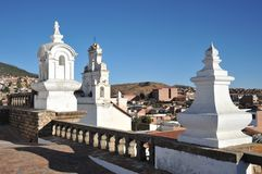 Sucre, Bolivia Stock Photography