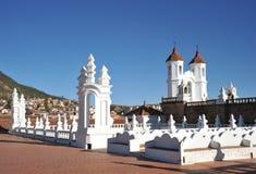 Sucre, Bolivia fotografía de archivo
