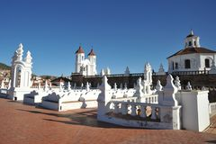 Sucre, Bolivien Stockfotografie
