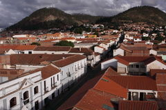 Sucre, Boliwia Zdjęcia Stock