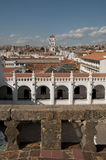 Sucre city Royalty Free Stock Images